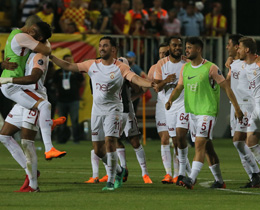 Galatasaray win Spor Toto Super League 2017-2018 Season