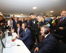 Sports Minister and Club Chairmen visited VAR headquarters