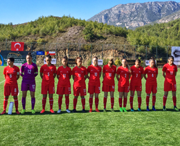 Womens A National Team beat Kosovo: 4-2