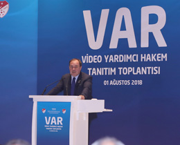 VAR introduction meeting was made