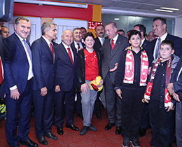 Recep Tayyip Erdoğan congratulated The National Team