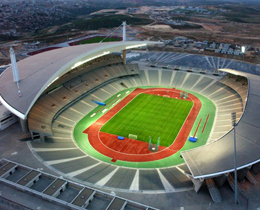 Atatürk Olympic Stadium is the candidate for 2020 UEFA Champions League Final