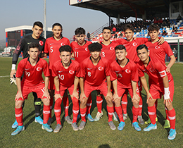 U16s beat Kosovo in Aegean Cup: 1-0 (Video)