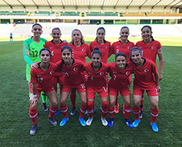 Womens U17s beat Moldova: 4-2