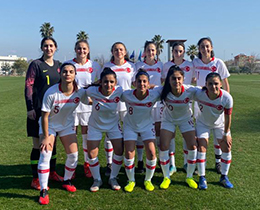 Womens U17s draw with Switzerland: 0-0