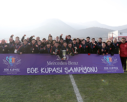 Turkey wins 21. Mercedes-Benz Aegean Cup