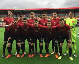 U19s beat Austria 2-0 in the first match of Elite Round