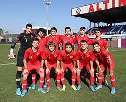 U16s will face Republic of Korea in 21. Aegean Cup Final (Video)