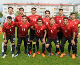 U18s beat Macedonia: 2-1