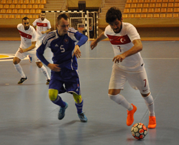 Futsal National Team lose to Slovakia: 8-1