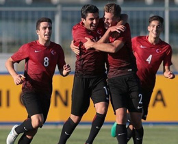 U19s draw against Italy: 1-1