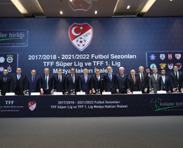 2017/18 - 2021/22 TFF Super League and First League Broadcasting Tender