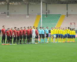 U21s lost against Sweden: 3-0